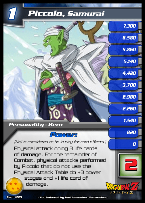 Ball Z Cards Virtual Dragon Tcg