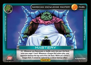 R131 Namekian Knowledge Mastery