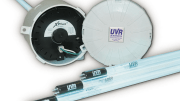 UV Resources' X-Plus UV light fixture