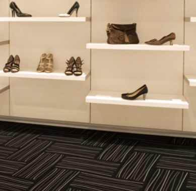 Vinyl Floor Planks And Tiles Feature Magnetic Backing Retrofit