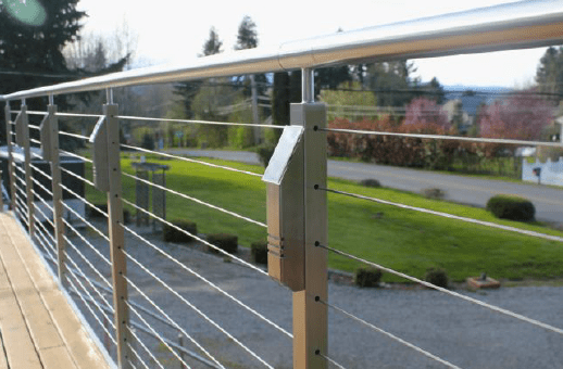 AGS Stainless Inc. has unveiled Starlight solar-powered LED accent lights that are easily & Solar-powered LED Accent Lights Designed for Cable Railing Systems ...