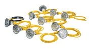 Larson Electronics reveals its new temporary construction LED string lights.