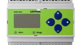 Leviton's Series 4000 Industrial ModBus Smart Meter