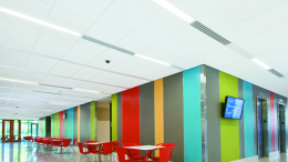 Armstrong Ceiling & Wall Systems has greatly expanded its line of TechZone Ceiling Systems.