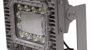 The GAU-LED-160W-RT-480V outdoor-rated LED floodlight from Larson Electronics provides operators with a powerful and energy-efficient alternative to traditional marine and wet location luminaires.