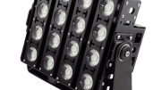 The GAU-LTL-150W-LED light fixture from Larson Electronics produces 19,500 lumens of high-intensity light while drawing only 150 watts from a 120-volt electrical system.