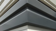 CENTRIA has added nine interchangeable rainscreen panels to its Profile Series CASCADE Metal Panel System.
