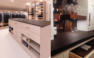 EcoDomo Introduces A Line Of Leather Countertops.