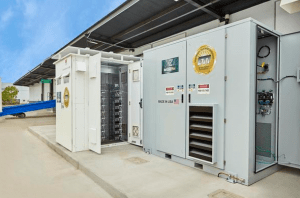 The team upgraded the existing microgrid, originally commissioned in 2012 as the first privately owned microgrid in the U.S., to a utility-scale system.