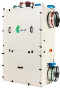 enVerid HLR1000E energy consumption system