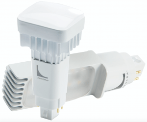Lunera Lighting Inc. has introduced a 4-pin 26W compact fluorescent replacement lamp to meet the recently enacted DesignLights Consortium specification and qualify for DLC listing.