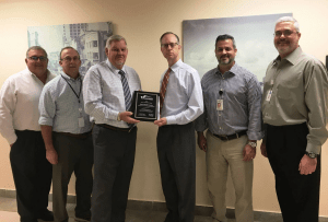 The Asphalt Roofing Manufacturers Association has given its 2017 ARMA Public Partnership Award to the Miami-Dade Regulatory and Economic Resources Department.