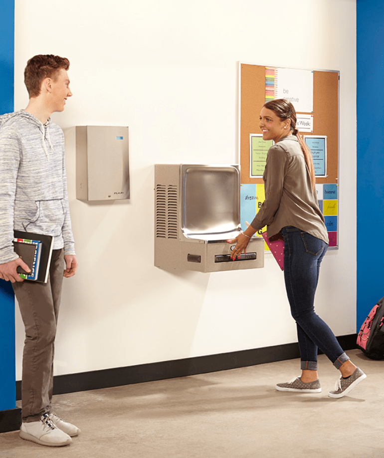 Filter Existing Water Fountains, Coolers and More - retrofit