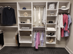 Katerra offers a prefabricated closet program for existing apartments and condo buildings.