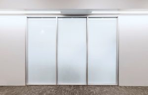 Avery Dennison has introduced its Vela Dynamic Display System, which enables interior windows to be instantly transformed into privacy screens, erasable whiteboards or interactive displays.