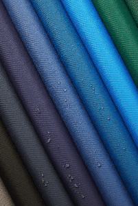Recognized in the marine market for its weather resistance and durability, Sunbrella SeaMark is entering the commercial shade market with a wide selection of colors.