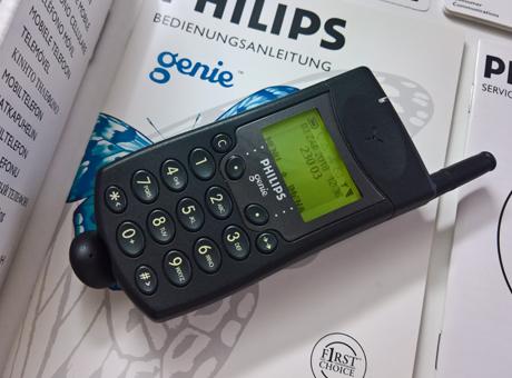 Philips Genie