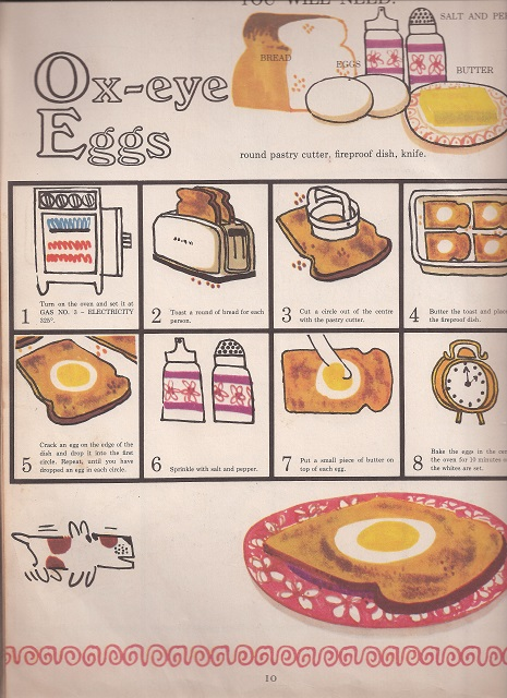 OxEye Eggs