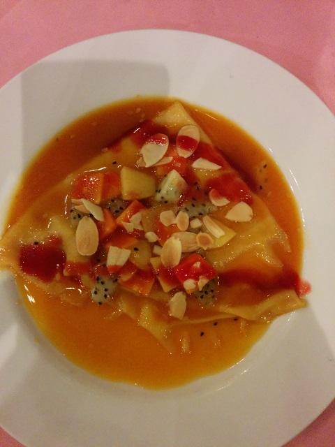 Crepes Suzette 2