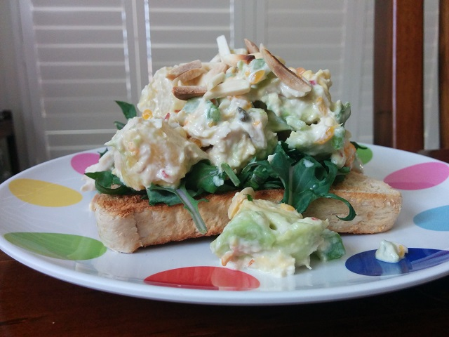 Hayman Island Chicken Salad