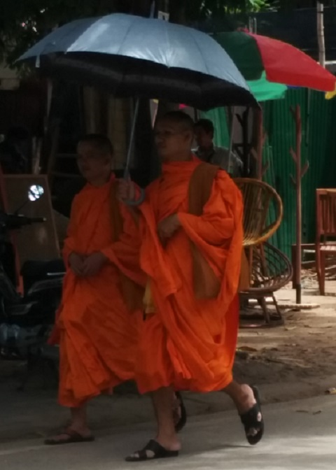 Monks  - Siem Reap