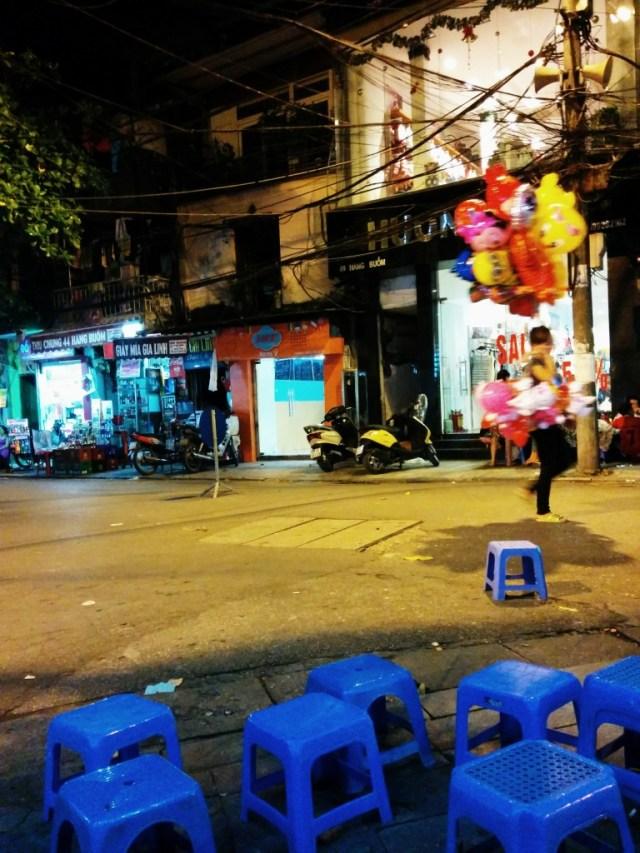 Hanoi - Street Scene