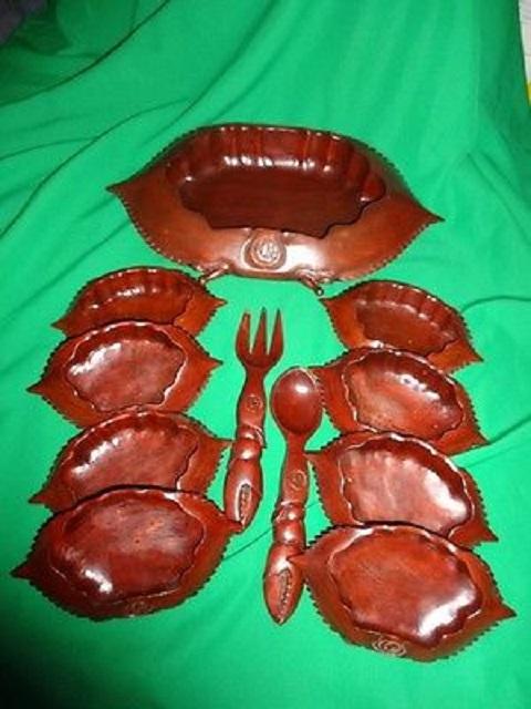 Crab Salad Bowls