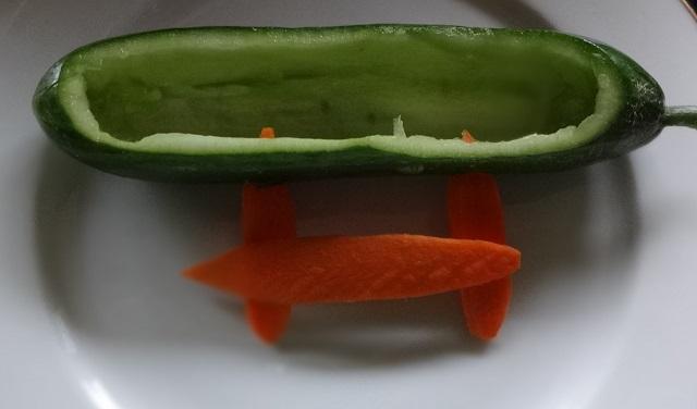 Cucumber Boat 3