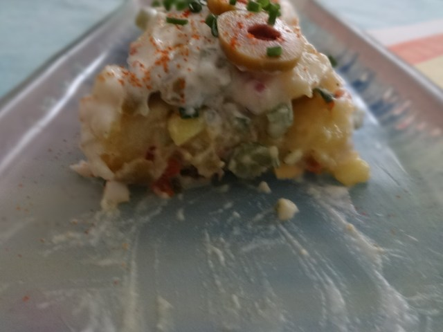 Potato Salad Roll 3