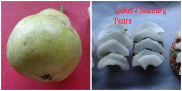 Locket's Savoury - Pear