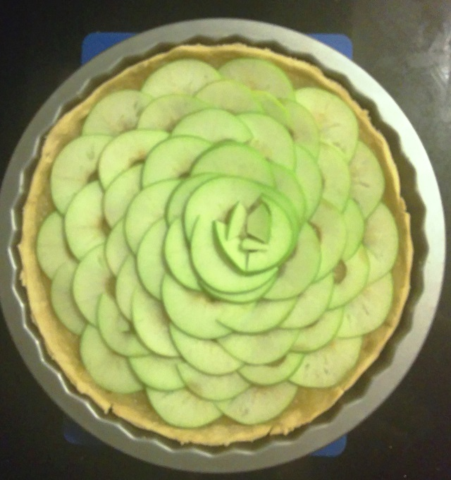 French Apple Tart 9