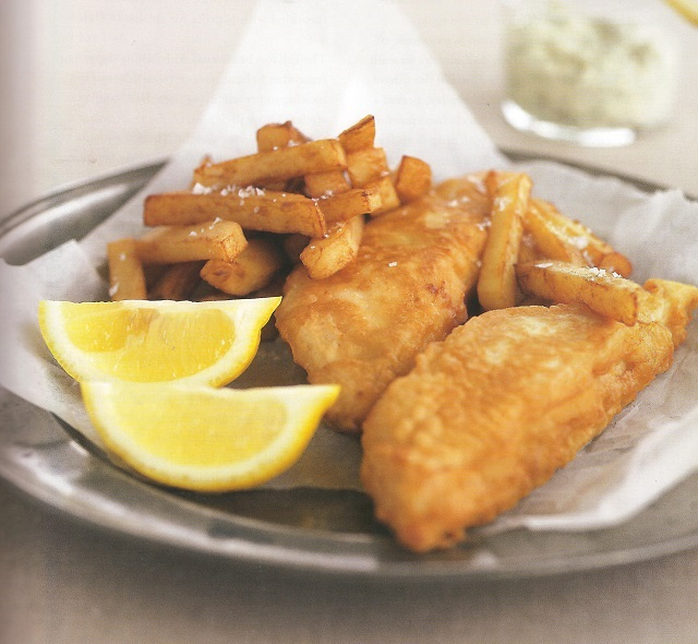 Margaret Fulton's Fish and Chips