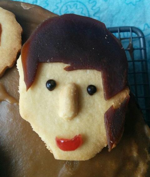 Beatles Cake Paul