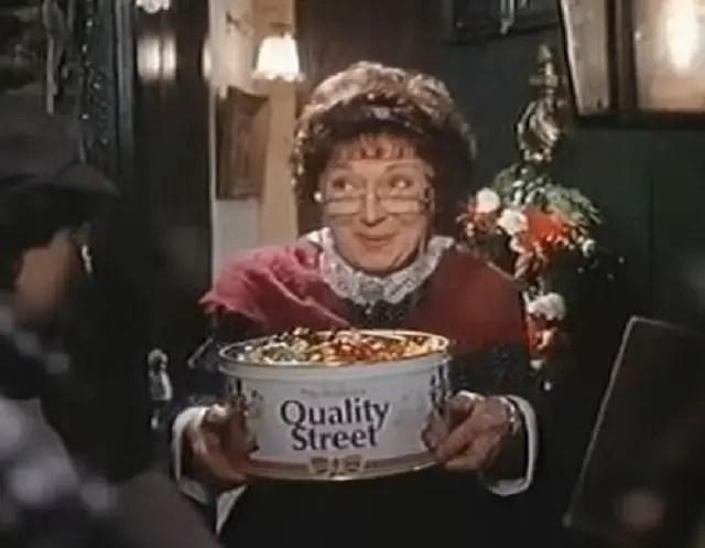 Big Tins of Quality Street