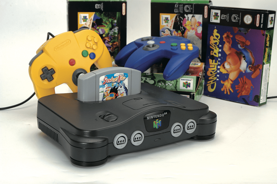 Top Ten N64 Games   Retro Gamer N64