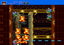 gunstar heroes genesis screenshot 2