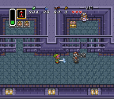 the legend of zelda a link to the past snes screenshot 1