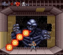 contra iii the alien wars snes screenshot 3