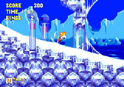 sonic the hedgehog 3 genesis screenshot 3