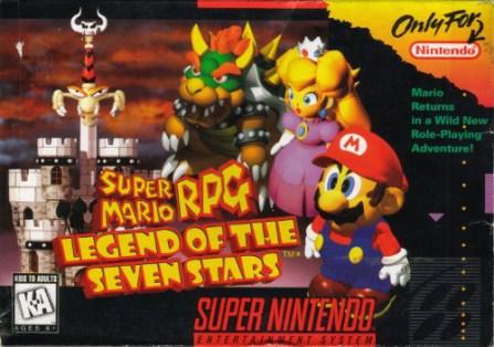 super mario rpg legend of the seven stars snes box art front cover