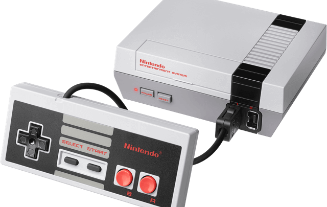 NES Classic Edition is coming back!!