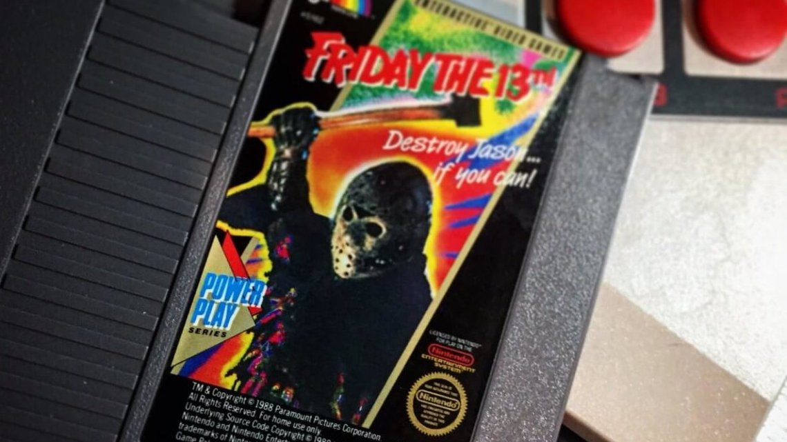 Chiptune Favorites: Friday the 13th for NES | Cabin Theme