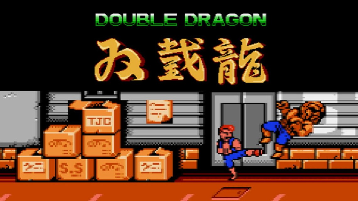Chiptune Favorites | Double Dragon for the #NES | Title Screen Music