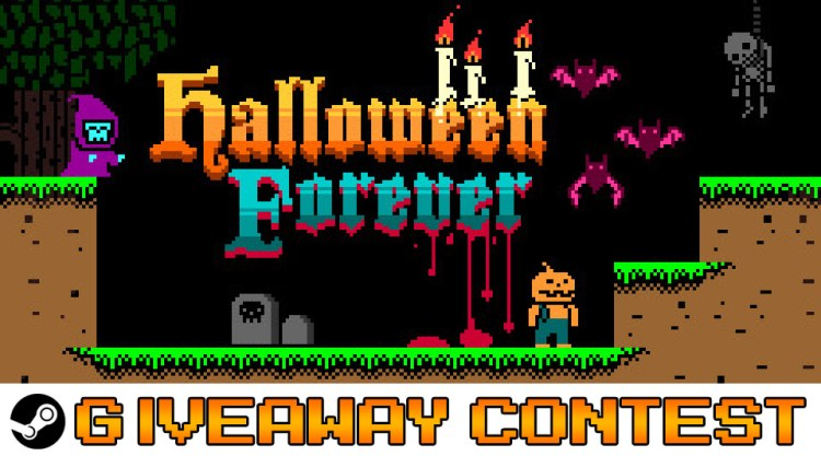 Halloween Forever Giveaway Contest