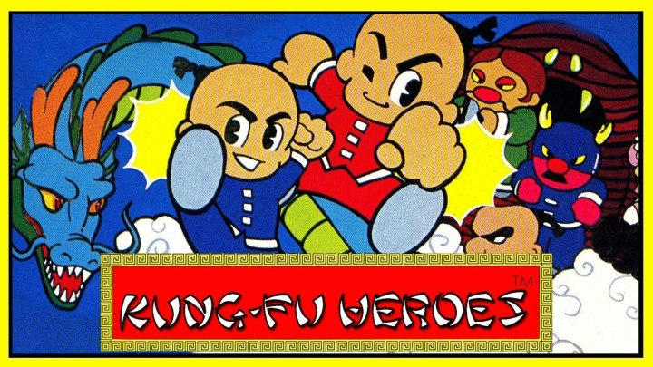 Is Kung-Fu Heroes on the NES Worth Playing Today?