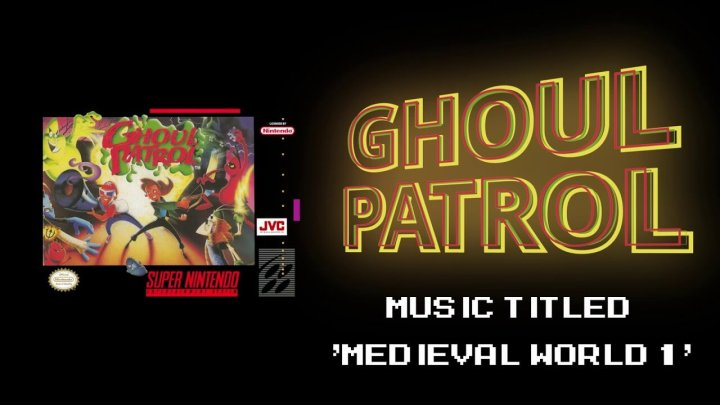 "Ghoul Patrol | "" Medieval World 1″ Video Game Music 