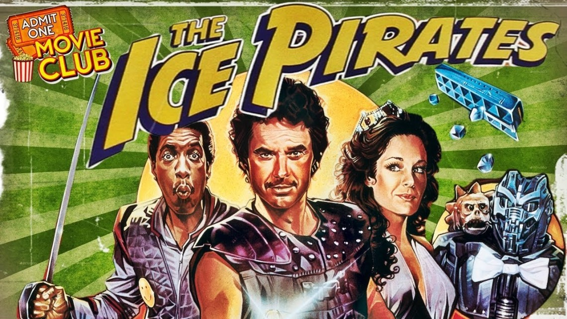 Watching 'THE ICE PIRATES' (1984) Sci-Fi/Adventure For The First Time!