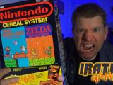 Nintendo Cereal System – The IRATE Gamer/ Irate the 80's Retro Review