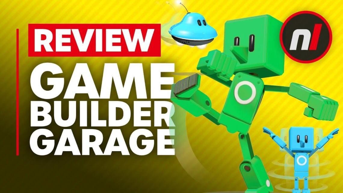 Game Builder Garage Nintendo Switch Review – Is It Worth It?