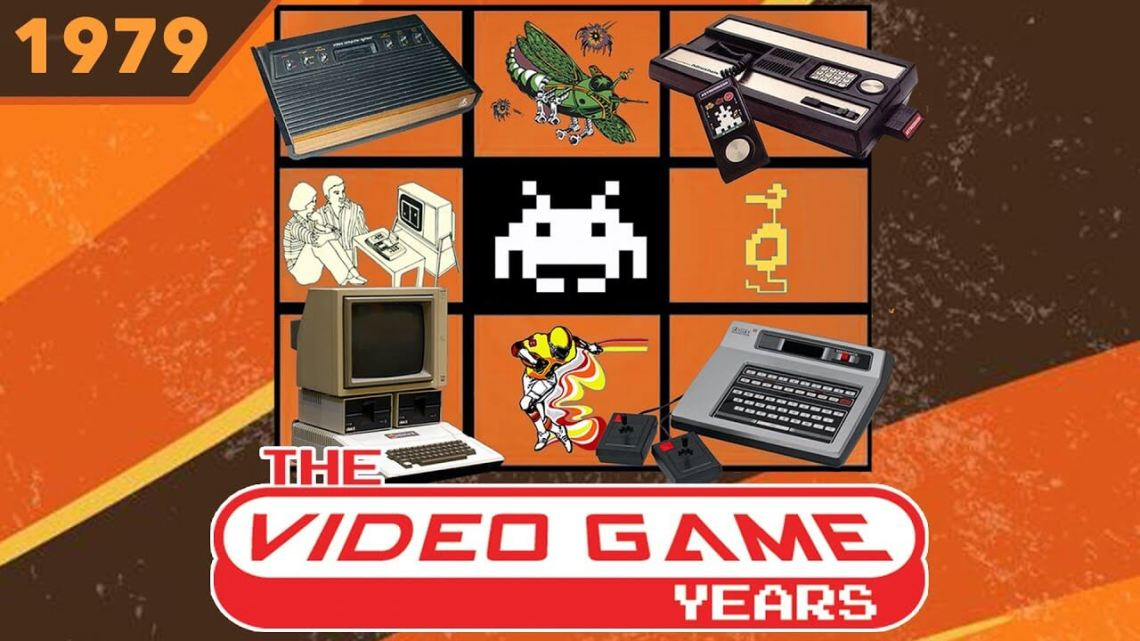 The Video Game Years 1979 – Full Gaming History Documentary
